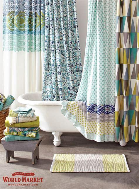 unique bathroom curtains 1000 ideas about unique shower curtains on pinterest