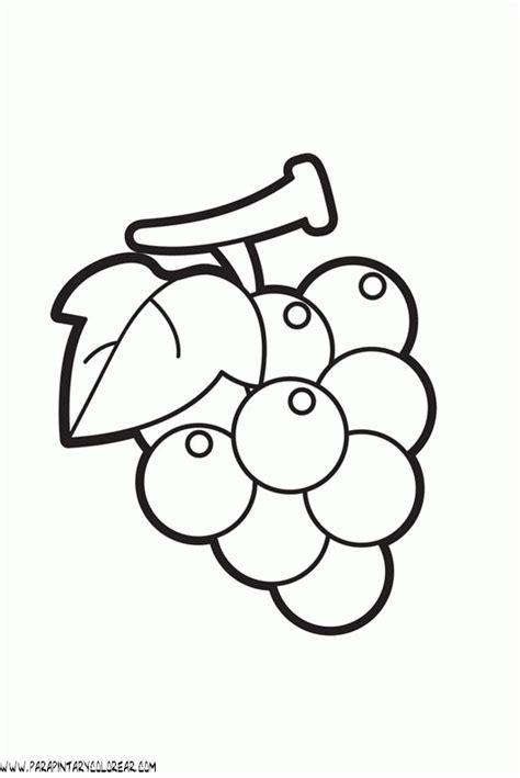 imagenes de uvas para imprimir image gallery dibujos uvas