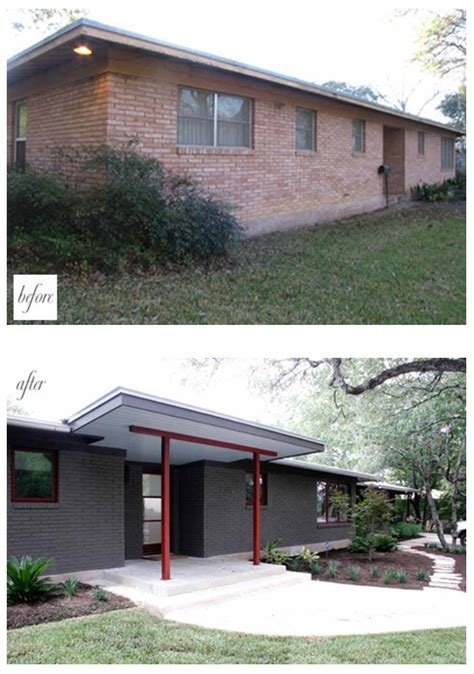 Project House simple renovation ideas to transform a charmless brick home