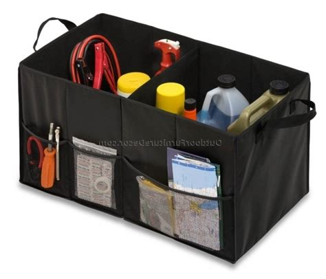 cars storage bench inspiring car trunk storage containers 9 gallery of