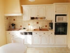 je d 233 sire repeindre mes meubles de cuisine marron style