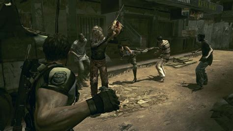 file size revealed for xbox one version of resident evil 5