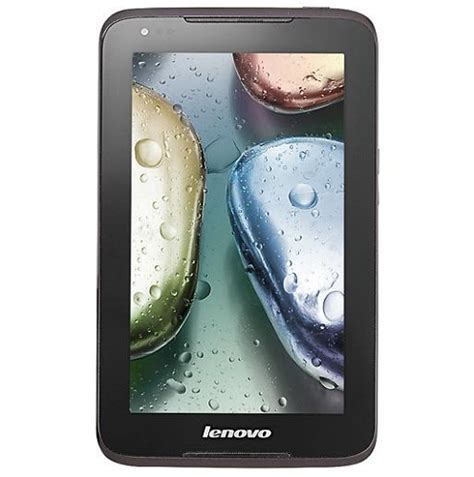 Lenovo Ideatab A1000 4gb lenovo ideatab a1000 4gb 7 inch dual sim tablet pc price bangladesh bdstall