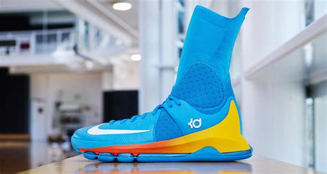 kd shoe the loudest nike kd 8 elite pe yet kicks