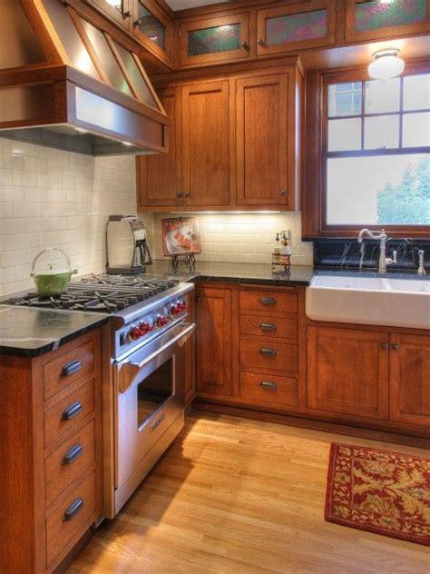 kitchen quarter sawn oak door handles for the home