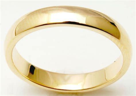 plain gold ring design 18k gold band gold plain