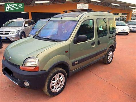 renault kangoo 1 9 dci 4x4 offerte auto usate abruzzo vendita auto auto usate montecompatri renault kangoo 1 9 dci 4x4 2002