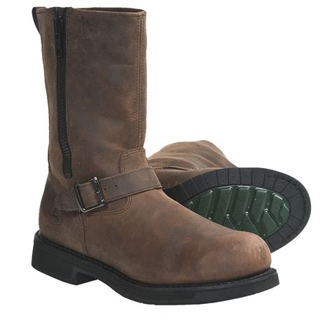 Almost Cosmic Zyp Up Safety Boot deere footwear 11 wellington boots