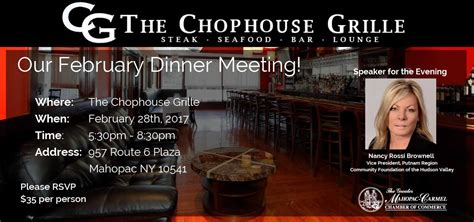 chop house mahopac ny chop house mahopac ny 18 images chop house coupon tunes accompany a meal at