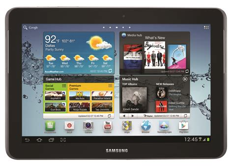 Tablet Android 2 Jutaan samsung announces lower cost android 4 0 tablets pcworld