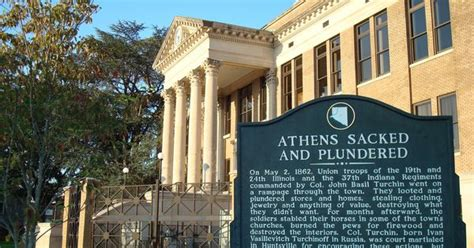 Most Affordable Small Towns To Retire by Historical Marker At The Limestone County Courthouse