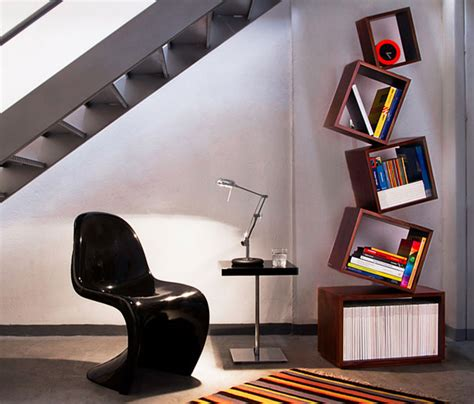 10 unique creative home design ideas 33 creative bookshelf designs 009 funcage