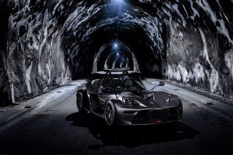 Ktm Carbon Auto by Ktm X Bow Black Edition Geheel Carbon Autonieuws