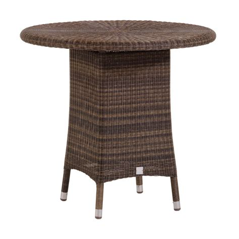 Table Ronde Exterieur by Table Ronde Exterieur Rodondo Outdoor Dining Set For Nine
