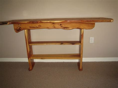 custom sofa table custom made sofa table by edswood designs custommade