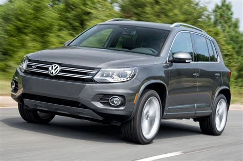 volkswagen suv tiguan used 2015 volkswagen tiguan suv pricing for sale edmunds