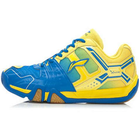 Lining Badminton Shoes I7 Wide lining badminton shoes li ning s professional aytk007 badminton athletic shoe wearing