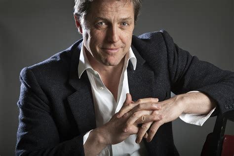 Hugh Grant I Need Therapy by Hugh Grant Said No To A In The New Bridget Jones