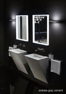 Bien Salle De Bains Porcelanosa #7: Salle-bains-solid-surface-corian-tendances-wc.jpeg