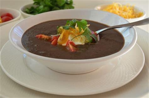 black bean soup (sos pwa nwa)