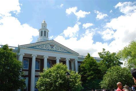Bs And Mba Boston by Harvard Business Harvardhbs Boston Ma Usa