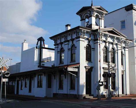 lincoln pa address gettysburg lincoln railroad station gettysburg pa things