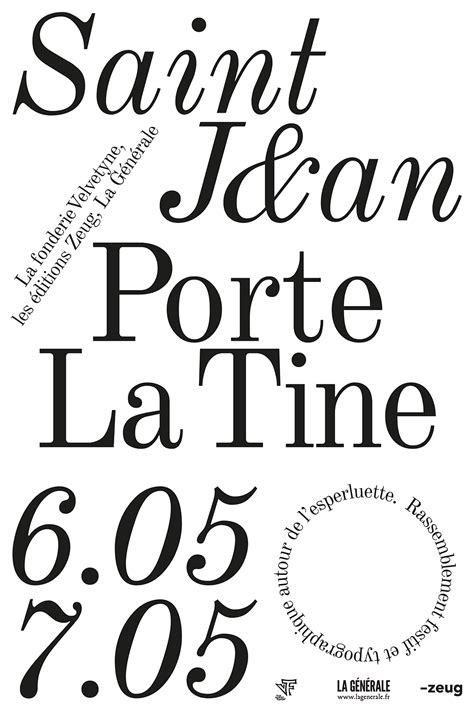 Saint J&an, a Velvetyne Workshop