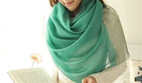 Pashmina Import Blue pashmina silk import jy58267 green tamochi
