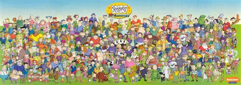 list of the idolmaster characters wikipedia list of rugrats characters tommy and the rugrats wiki