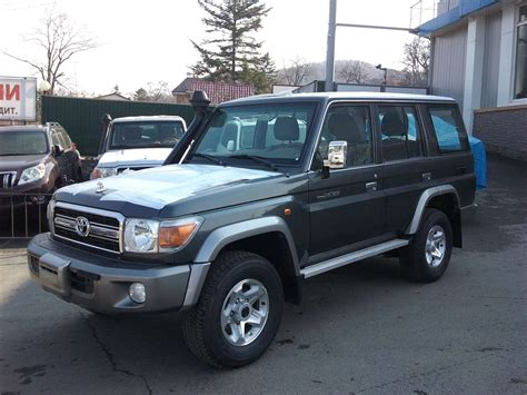 2011 Toyota For Sale 2011 Toyota Land Cruiser For Sale 4 2 Diesel Manual For