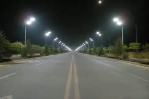 streets with lights india is handing out led lights to its residents to save