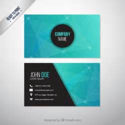 abstract business cards abstract business card vector free