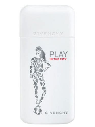 Play The Perfumer by Play In The City For Givenchy Perfume A Fragrance