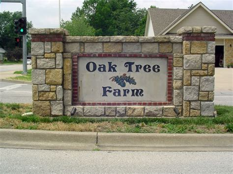 oak tree farm subdivision real estate homes  sale