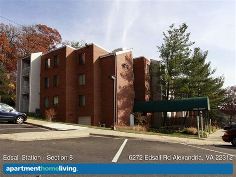 Edsall Station Section 8 Apartments Alexandria Va