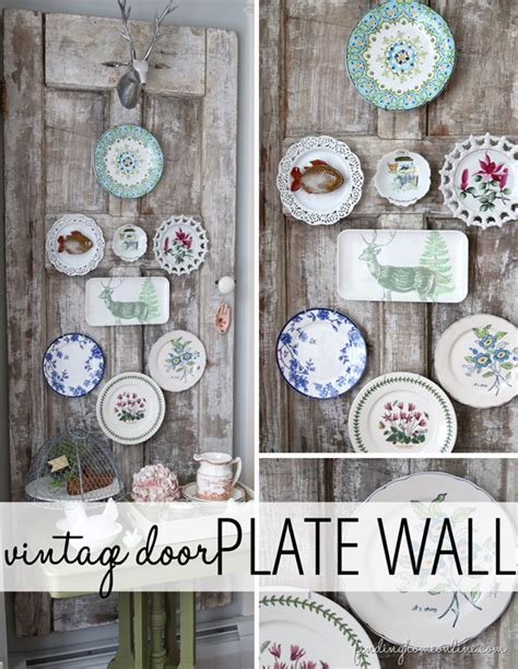 decorating ideas vintage decorating finding home farms decorating ideas vintage door plate wall finding home farms