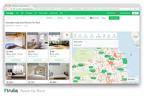 room for rent finder as costs go up new trulia report details how much renters can save by a roommate or two