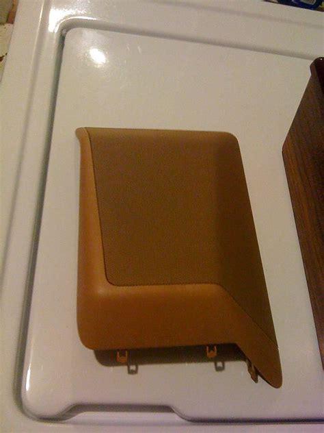 gen ii rear speaker cover  palomino mercedes benz
