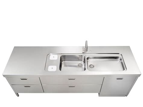 free standing kitchen cabinet with double bowl sink free standing kitchen cabinets stainless steel stainless