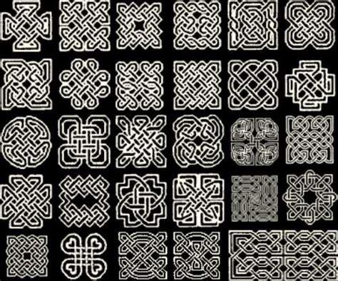 celtic pattern history celtic knots