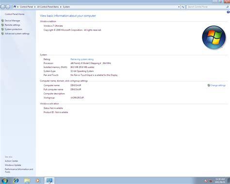 Ram Windows 7 windows 7 en un pentium ii de 266mhz y 128mb de ram islabit