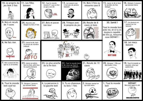 Drinking Game Meme - troll face game jeu d alcool d 233 224 6 faces