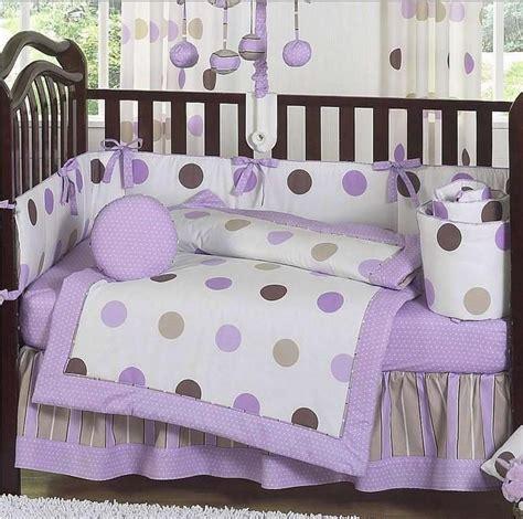 Purple Bedding For Cribs Baby Crib Bedding Sets Purple Baby Nursery Cribs Baby Crib