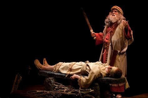 did abraham kill his son isaac q how could god command abraham to kill his son