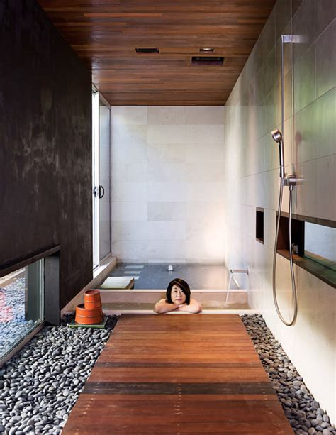 japanese shower wabi house hidden fortress mr barr