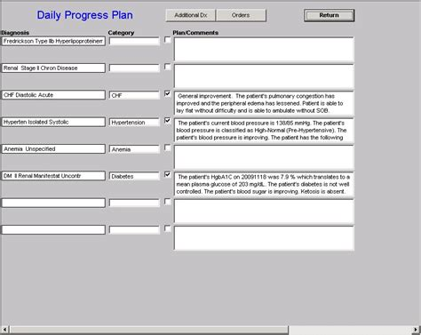 setma epm tools hospital daily progress note tutorial
