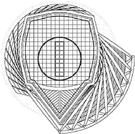 turning torso section turning torso santiago calatrava
