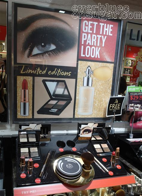 Get Look Edition by Everbluec The Bodyshop Winter Trend Get The Look