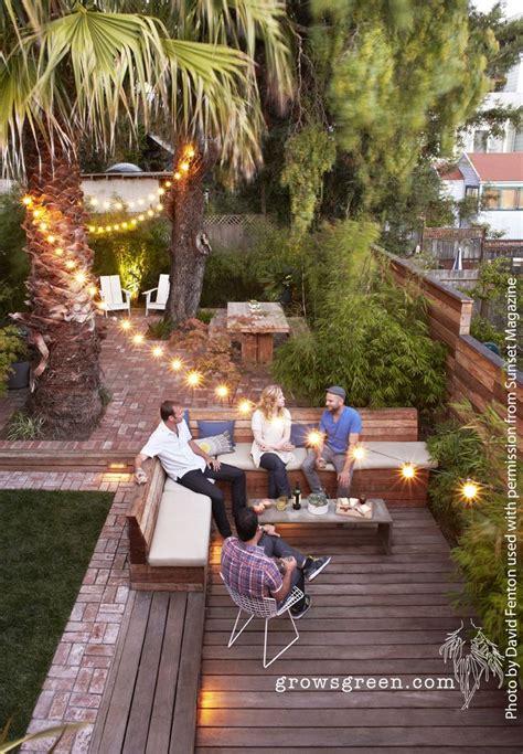 sunset magazine entertainment garden get outside
