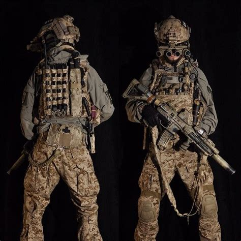 devgru loadout aor1 hk416 gpnvg military pinterest